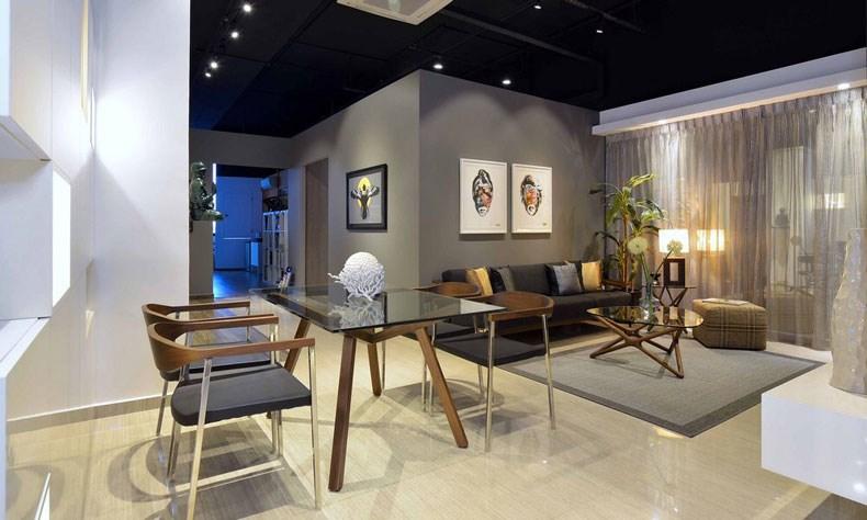knq设计事务所:新加坡现代住宅设计
