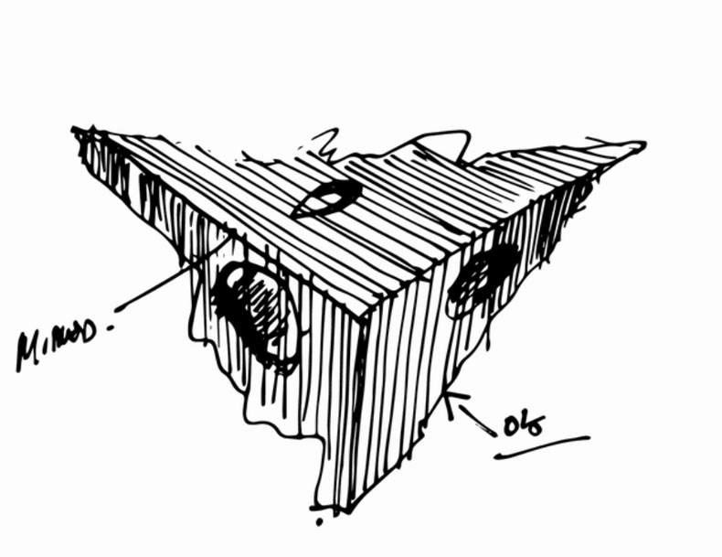 加拿大Bernyk 群岛石窟桑拿房设计10