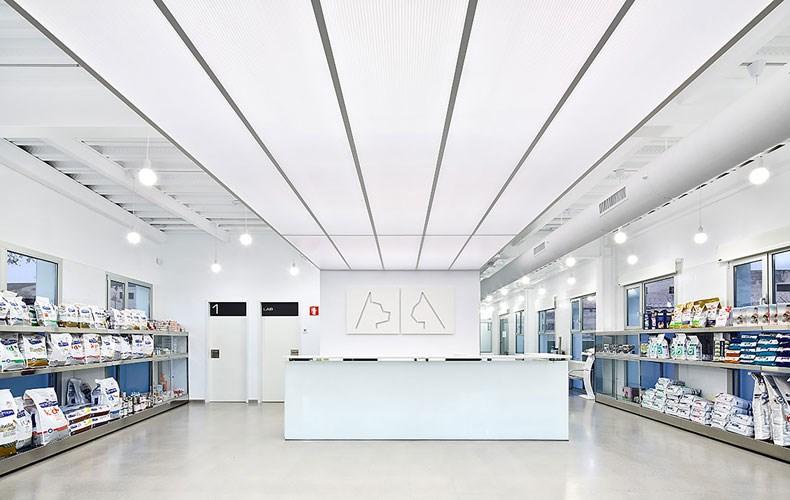 西班牙马略卡兽医院设计7