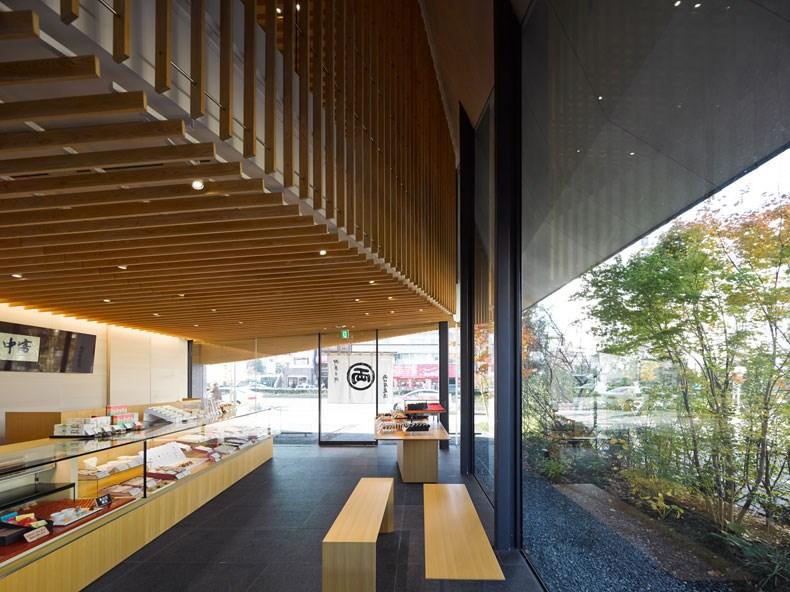 隈研吾:日本甜品店设计10