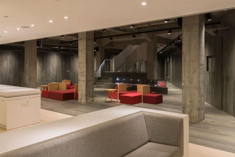 海福乐上海旗舰展厅设计10