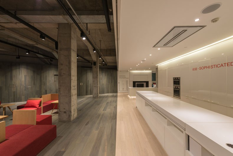 海福乐上海旗舰展厅设计18