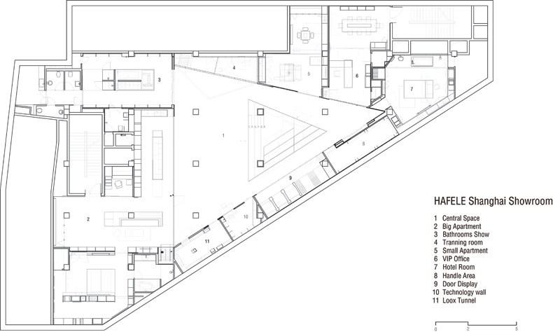 海福乐上海旗舰展厅设计19