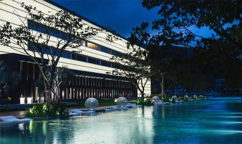 三亚太阳湾柏悦酒店设计1