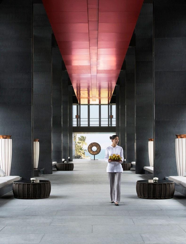 三亚太阳湾柏悦酒店设计6
