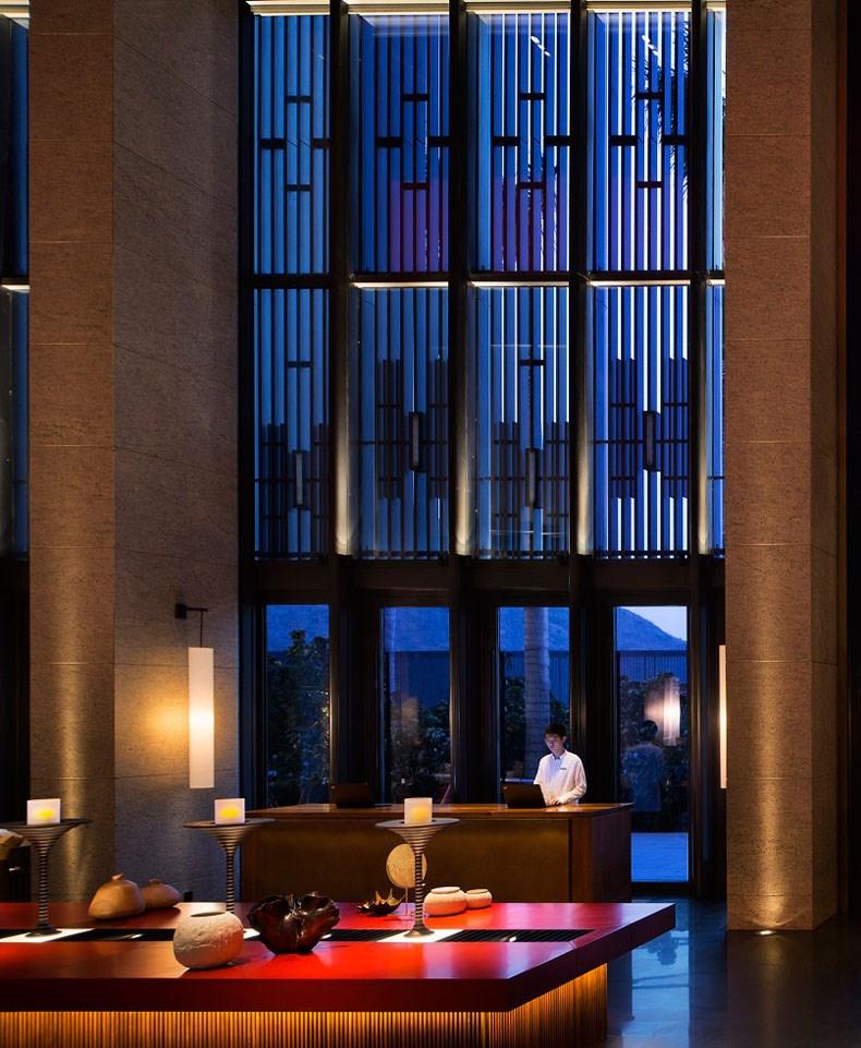 三亚太阳湾柏悦酒店设计10