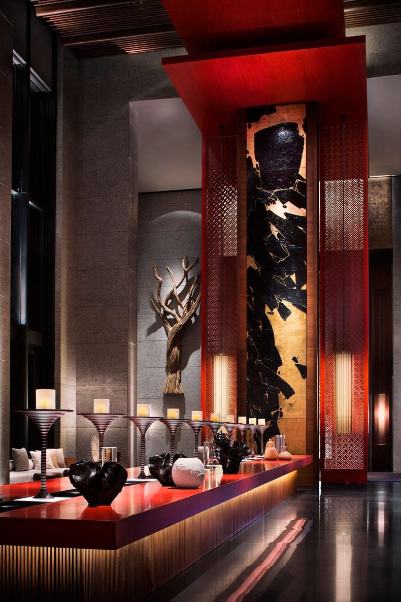 三亚太阳湾柏悦酒店设计11