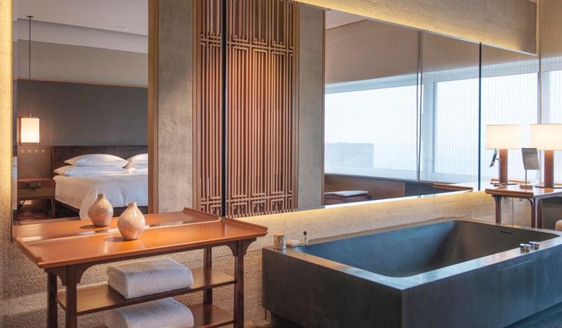 三亚太阳湾柏悦酒店设计14