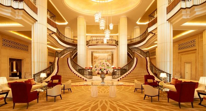 阿布扎比瑞吉酒店(The St. Regis Abu Dhabi)设计3