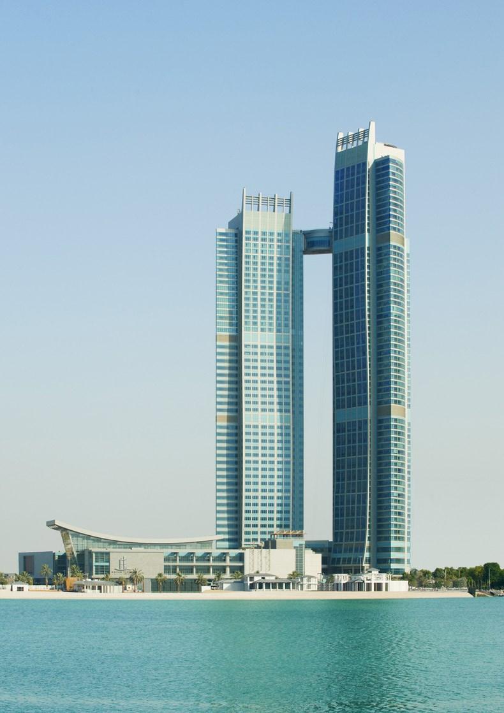 阿布扎比瑞吉酒店(The St. Regis Abu Dhabi)设计1