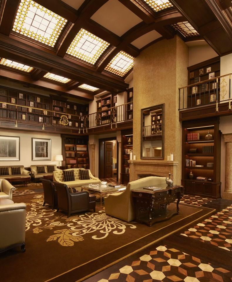 阿布扎比瑞吉酒店(The St. Regis Abu Dhabi)设计2