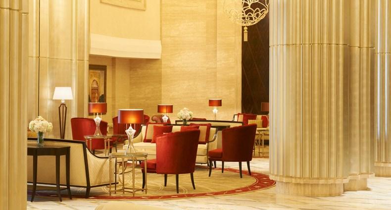 阿布扎比瑞吉酒店(The St. Regis Abu Dhabi)设计4