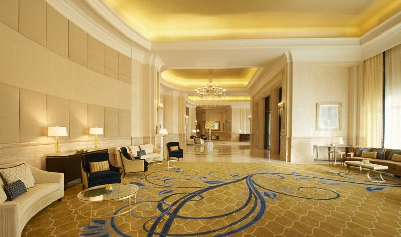 阿布扎比瑞吉酒店(The St. Regis Abu Dhabi)设计6
