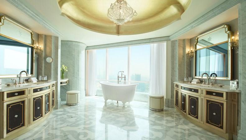 阿布扎比瑞吉酒店(The St. Regis Abu Dhabi)设计7