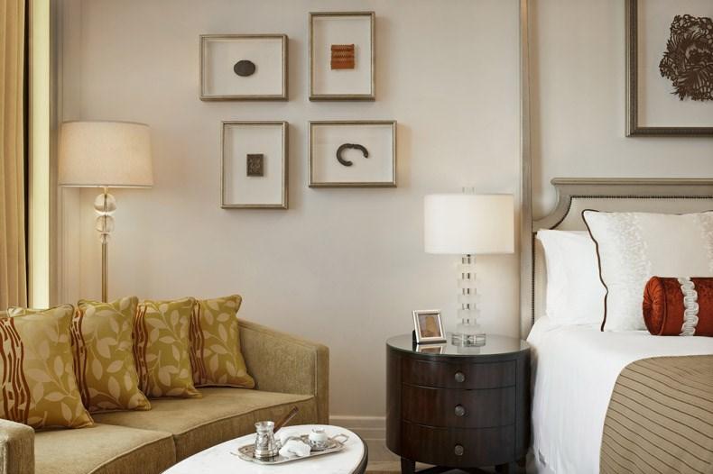 阿布扎比瑞吉酒店(The St. Regis Abu Dhabi)设计9