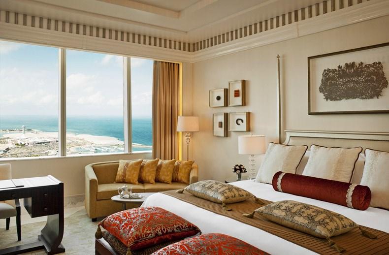 阿布扎比瑞吉酒店(The St. Regis Abu Dhabi)设计10