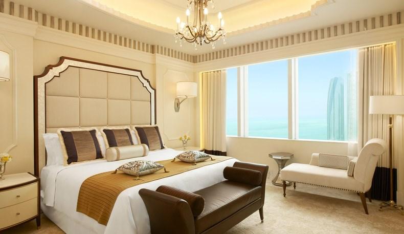 阿布扎比瑞吉酒店(The St. Regis Abu Dhabi)设计11