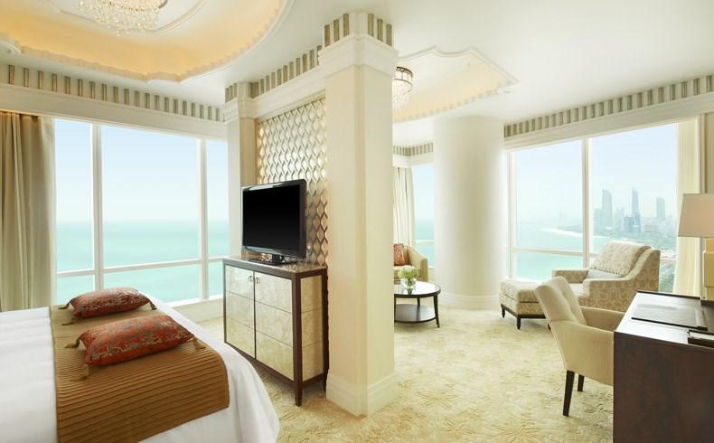 阿布扎比瑞吉酒店(The St. Regis Abu Dhabi)设计13