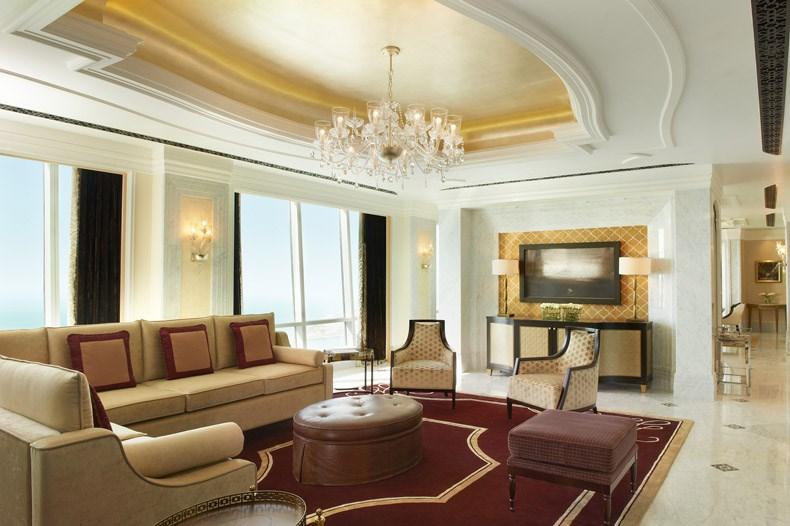 阿布扎比瑞吉酒店(The St. Regis Abu Dhabi)设计14