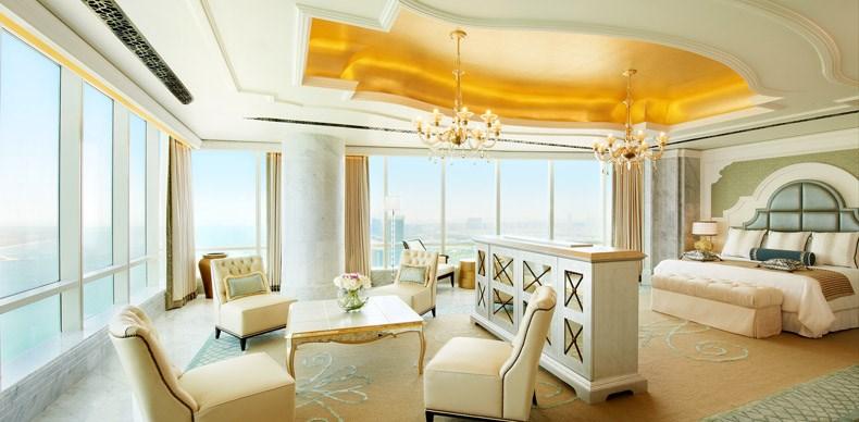 阿布扎比瑞吉酒店(The St. Regis Abu Dhabi)设计16