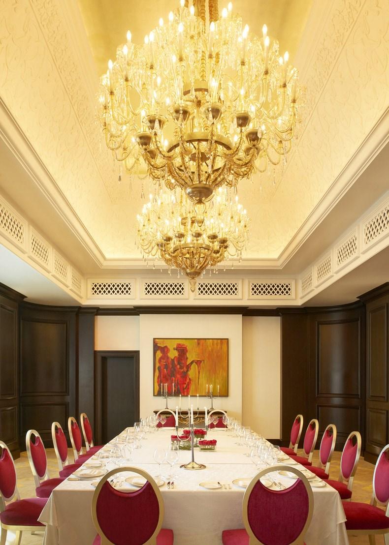 阿布扎比瑞吉酒店(The St. Regis Abu Dhabi)设计22
