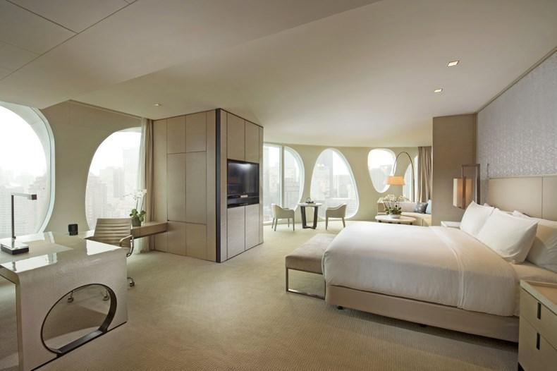 低调的奢华—北京康莱德酒店设计10