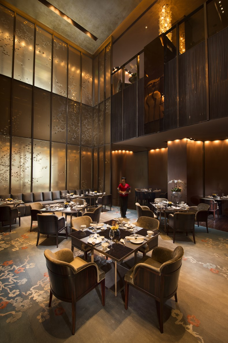 低调的奢华—北京康莱德酒店设计9