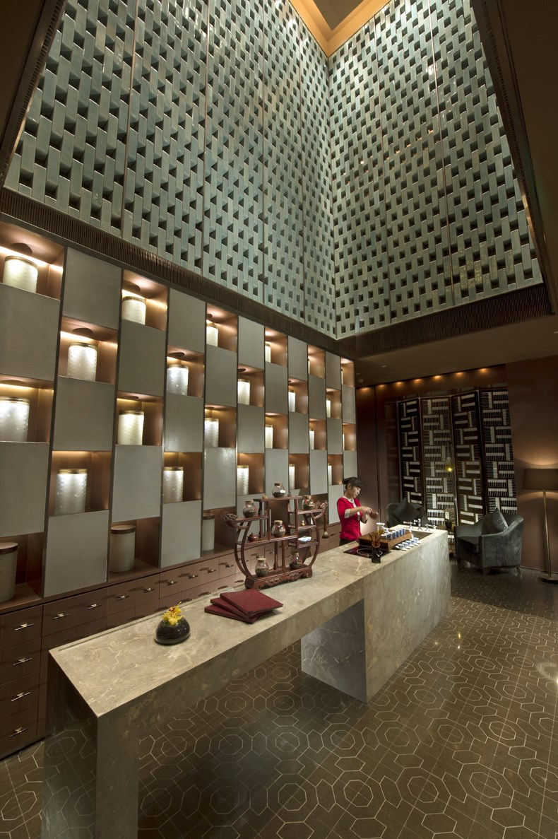 低调的奢华—北京康莱德酒店设计8