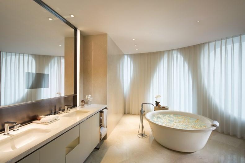 低调的奢华—北京康莱德酒店设计11