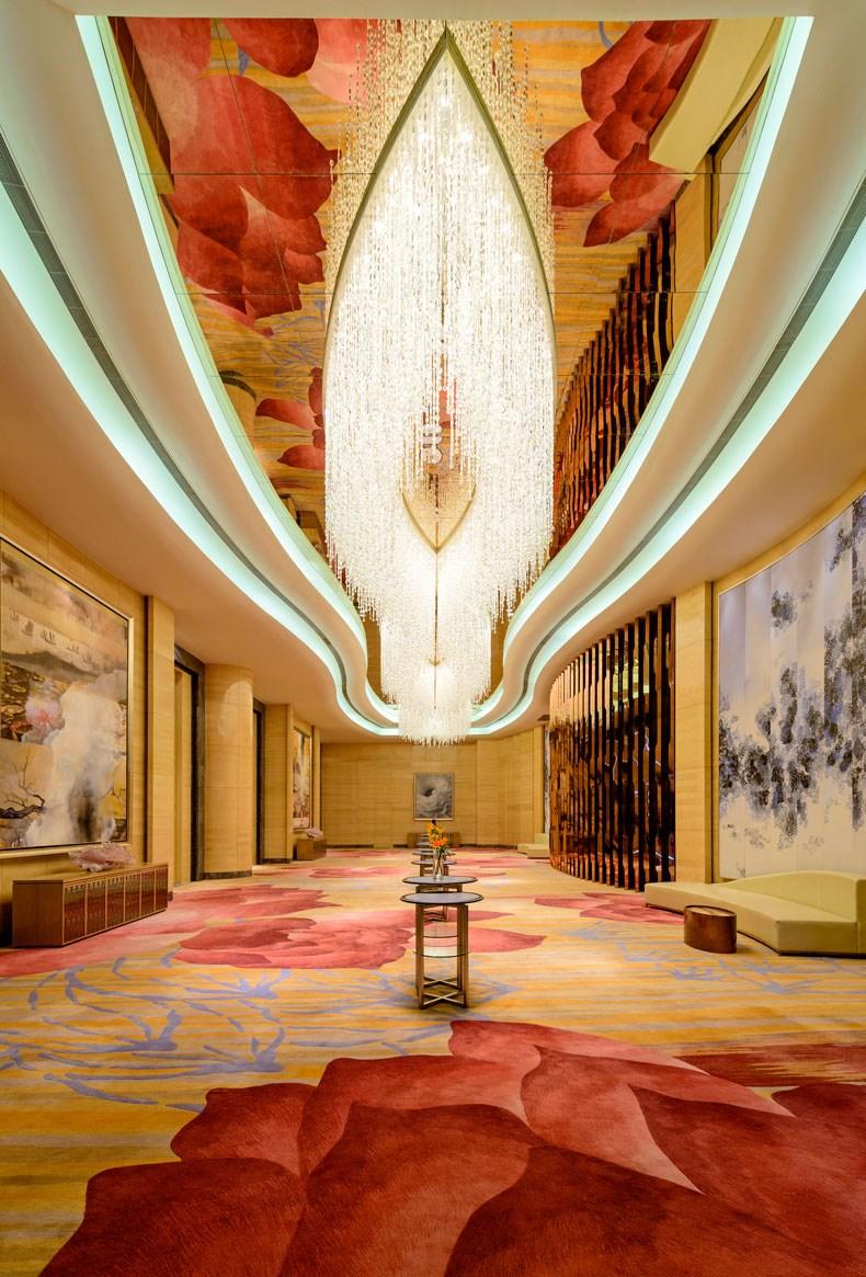 太湖皓月——湖州喜来登温泉度假酒店设计 - 设计腕儿