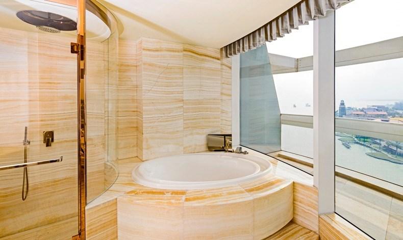 太湖皓月——湖州喜来登温泉度假酒店设计11