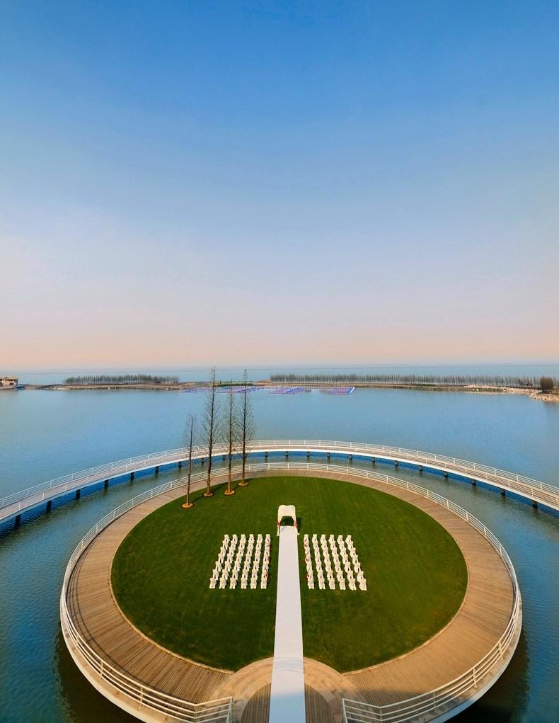 太湖皓月——湖州喜来登温泉度假酒店设计19