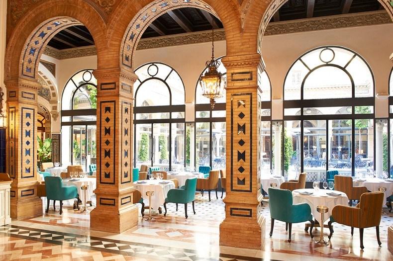西班牙塞维利亚阿方索十三世酒店设计6