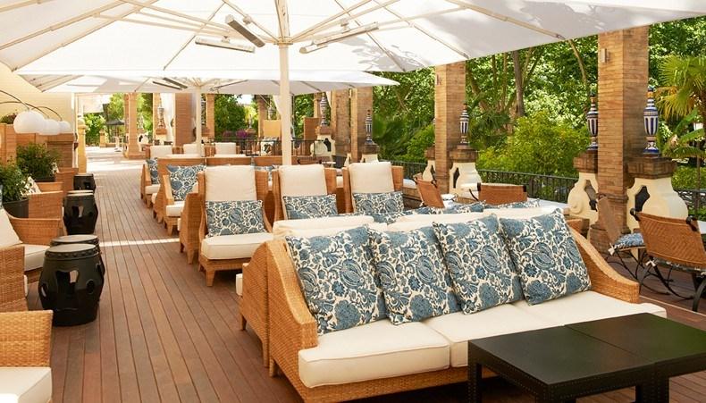 西班牙塞维利亚阿方索十三世酒店设计7