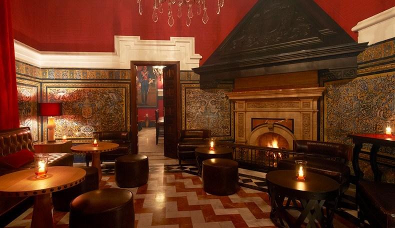 西班牙塞维利亚阿方索十三世酒店设计9