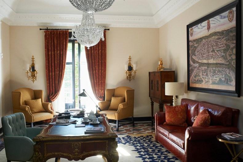 西班牙塞维利亚阿方索十三世酒店设计15