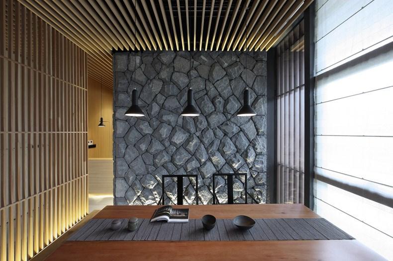 林开新:江滨茶会所设计2