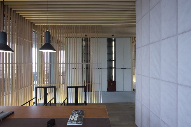 林开新:江滨茶会所设计14