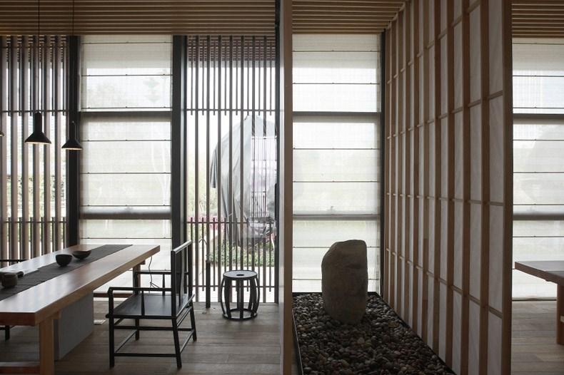 林开新:江滨茶会所设计16