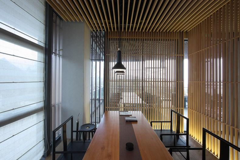 林开新:江滨茶会所设计19
