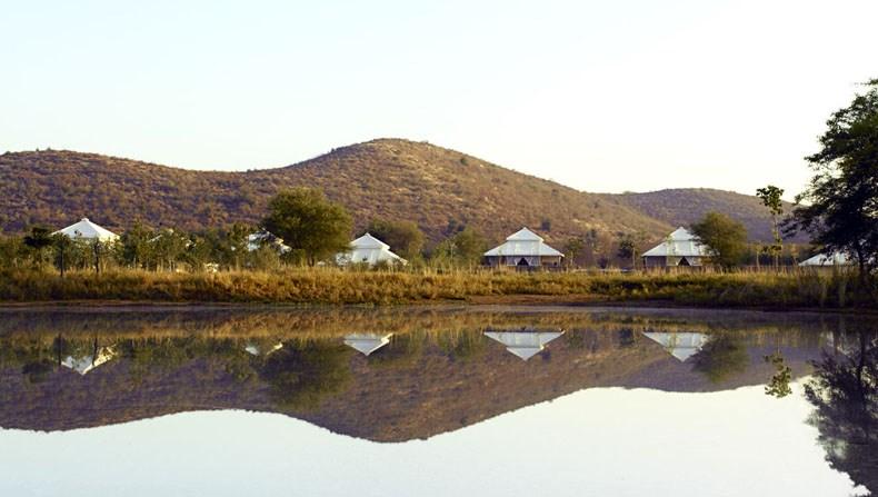 安缦伊卡帐篷度假村设计2