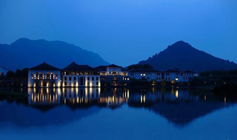 杭州富春山居度假村设计4