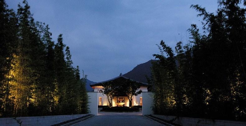 杭州富春山居度假村设计5