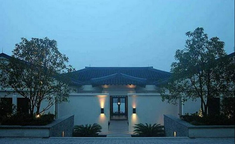 杭州富春山居度假村设计6