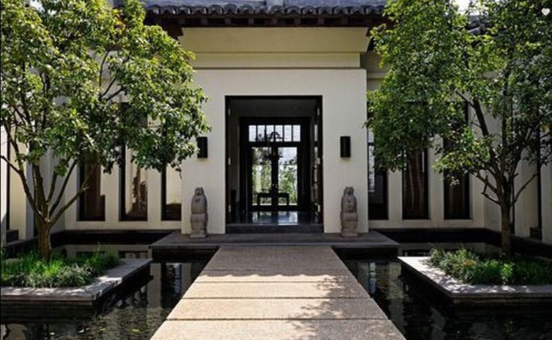 杭州富春山居度假村设计8