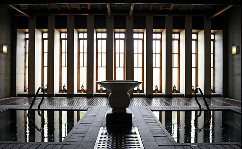 杭州富春山居度假村设计11