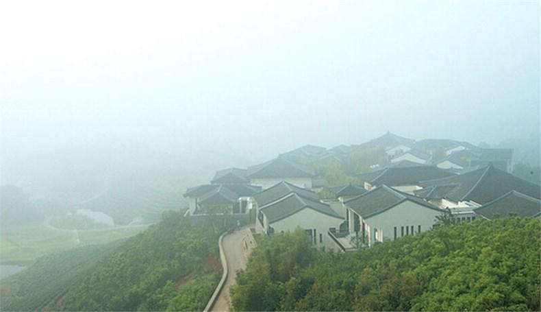 杭州富春山居度假村设计3