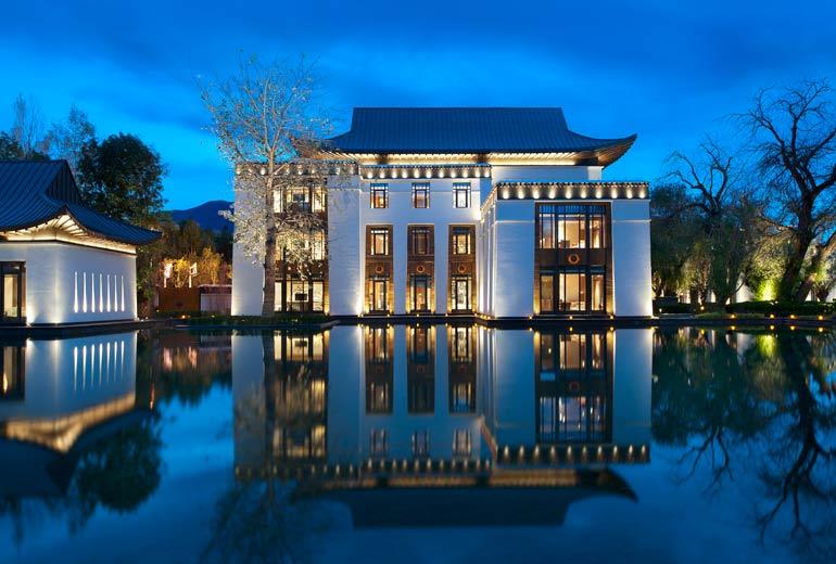 拉萨瑞吉度假酒店设计3