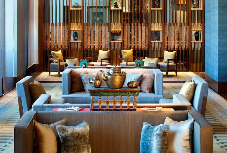 拉萨瑞吉度假酒店设计6