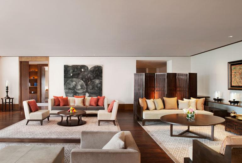 拉萨瑞吉度假酒店设计8